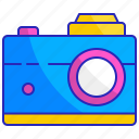 camera, equipment, photo, photograph, photographer, photography, technology icon