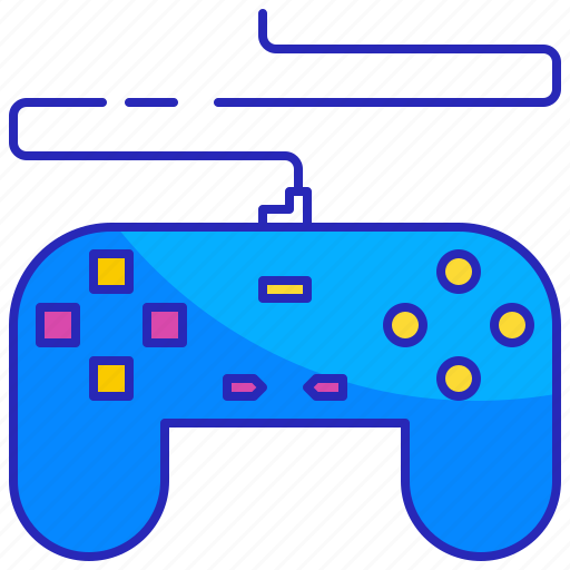 activity, controller, fun, game, hobby, leisure, play icon