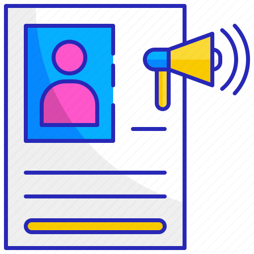 Hire, hiring, job, recruiting, recruitment, search, vacancy icon - Download on Iconfinder