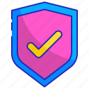 internet, protection, safe, safety, secure, security, shield icon