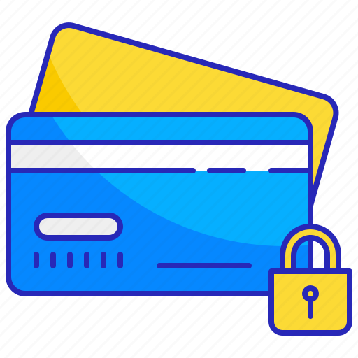 card, payment, protection, purchase, secure, security, transaction icon