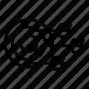 arrow, contour, target