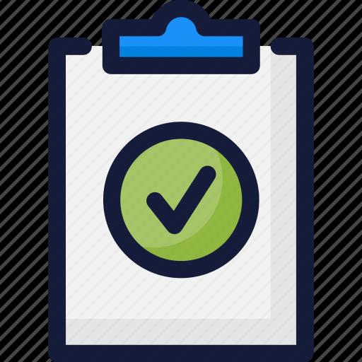 board, check, list, plan, schedule, task, taskboard icon