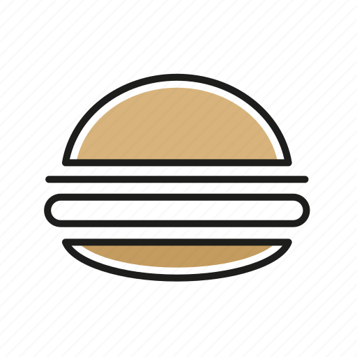 burger, food, kitchen, meal, restaurant icon