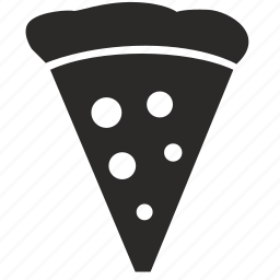 food, pie, piece, pizza icon