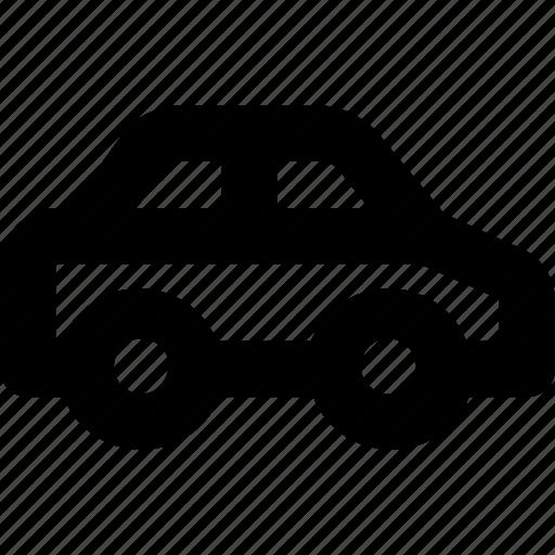 automobile, car, sedan, travel icon
