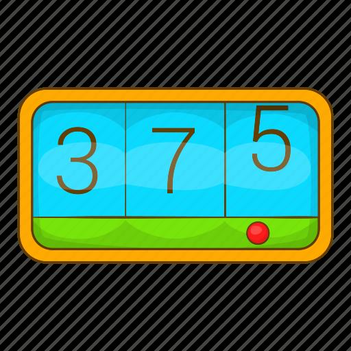 Car, cartoon, sign, taximeter, transport, transportation icon - Download on Iconfinder