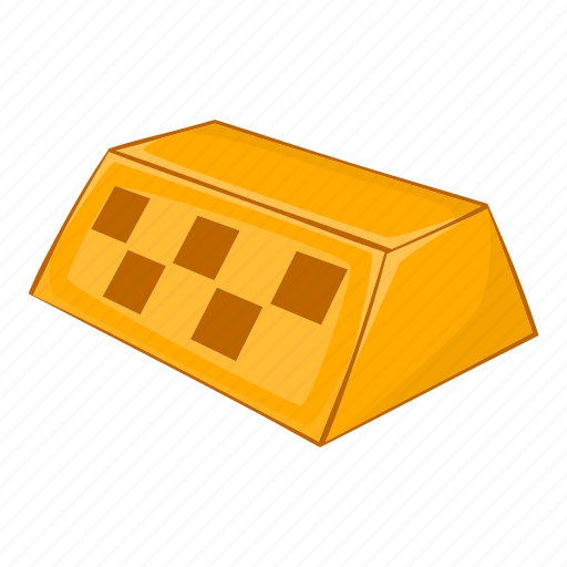 Business, cab, cartoon, checker, orange, sign, taxi icon - Download on Iconfinder