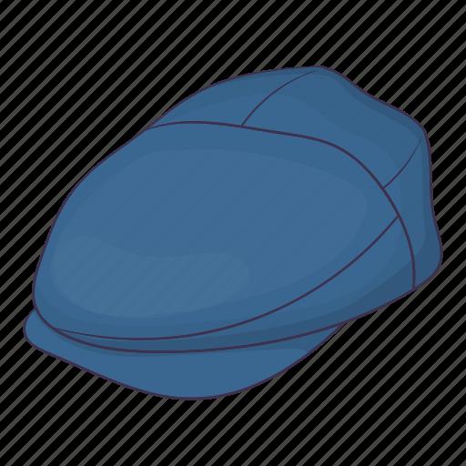cap, cartoon, driver, hat, sign, transportation, uniform icon