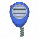 car, cartoon, phone, radio, sign, taxi, transport icon