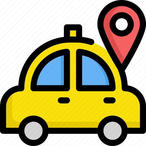 delivery, gps, location, map, pin, service, taxi icon