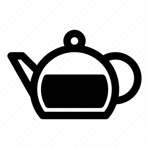 hot, kettle, tea, tea ceremony, tea party, tea things, teapot icon