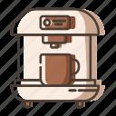 coffee, drink, machine, maker