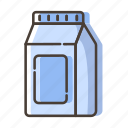 coffee, cream, milk, tea icon