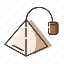 bag, drink, pack, tea icon
