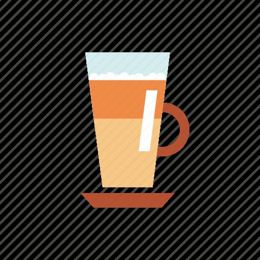 coffee, coffee mug, cold coffee, cup, hot coffee cup, latte icon