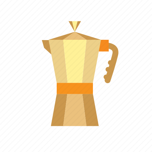 coffee, coffee break, coffee maker, coffee pot, hot coffee, percolator, teapot icon