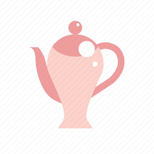 ceramic, coffee, kettle, porcelain, pot, tea, teapot icon