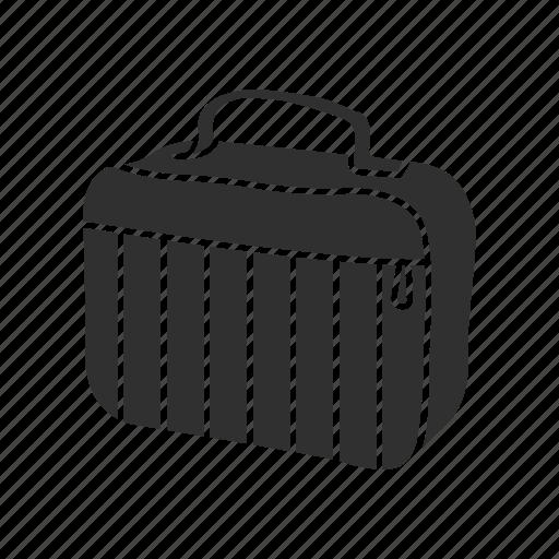 box, case, school, student icon