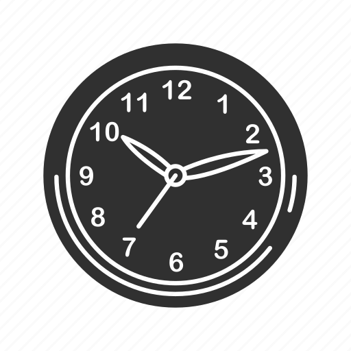 clock, office, school, time icon
