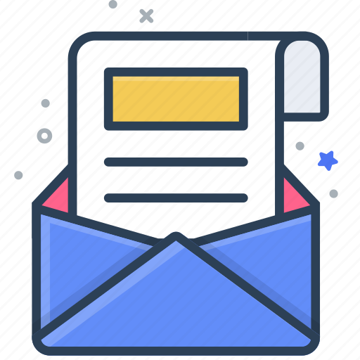 communication, document, email, envelope, feedback, message, newsletter icon