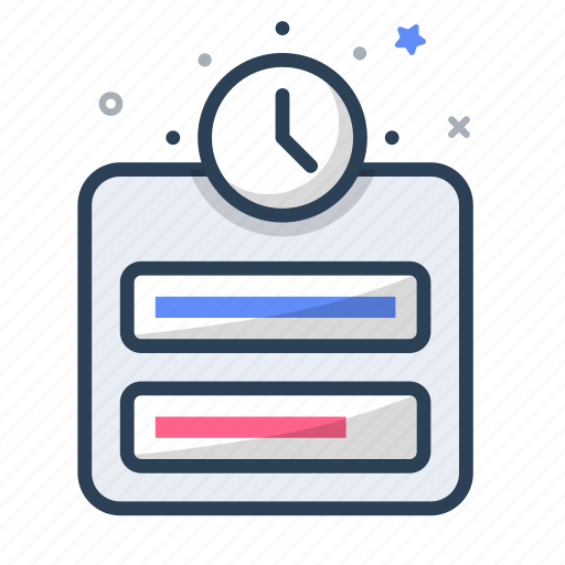 alarm, management, schedule, task, time, timer, timesheet icon