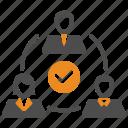 collaboration, team, teamwork, users icon