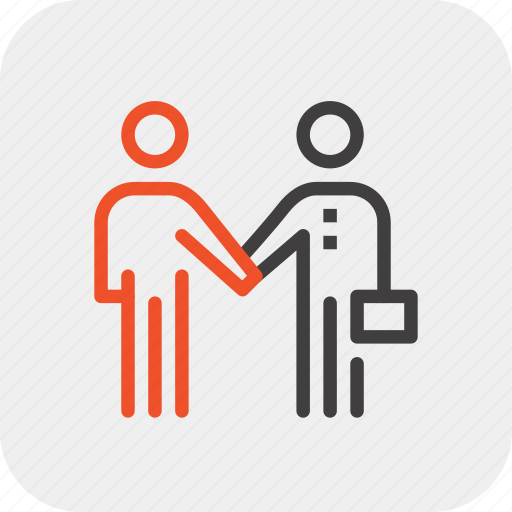 agreement, business, contract, greeting, handshake, partnership, people icon