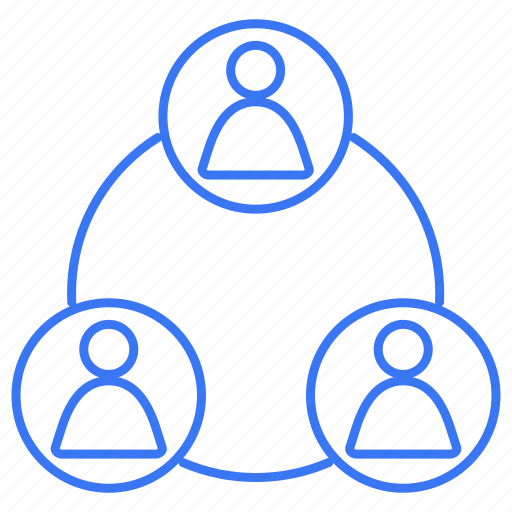 connectivity, group, network, sharing icon