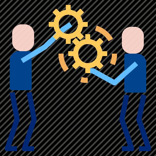 co, team, teamwork icon