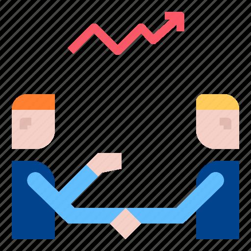 Handshake, team, teamwork icon - Download on Iconfinder
