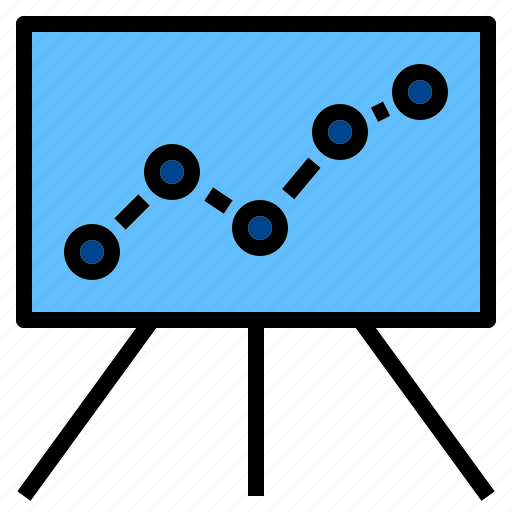 Graph, static, presentation icon - Download on Iconfinder