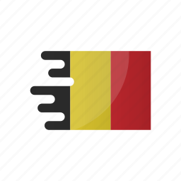 belgium, country, flag, group g, team icon