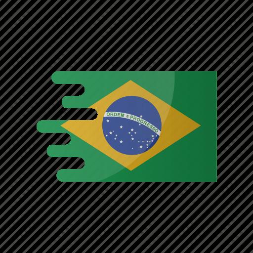 brazil, country, e, flag, group, group e, team icon