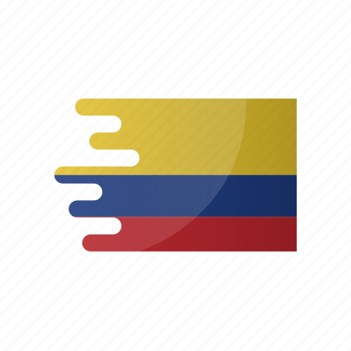 colombia, country, flag, group h, team icon