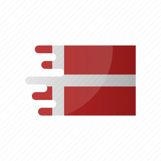 country, denmark, flag, group c, team icon