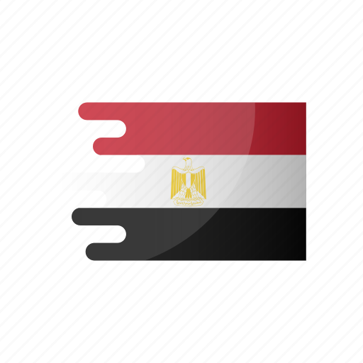 country, egypt, flag, group a, team icon