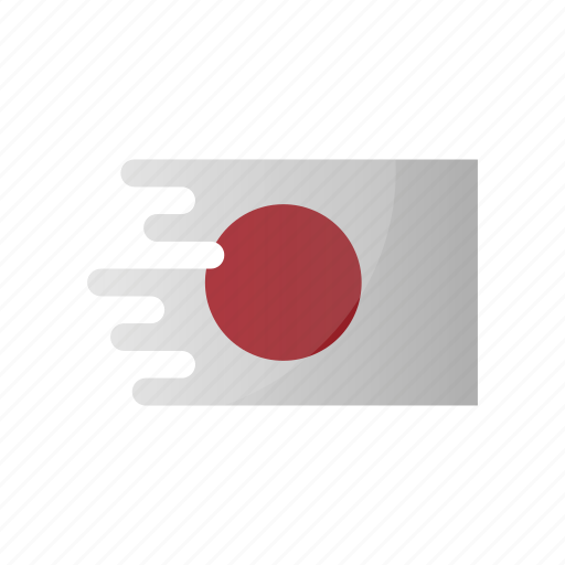 country, flag, group h, japan, team icon