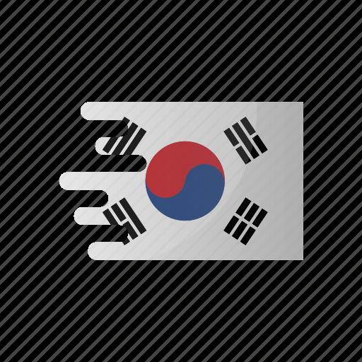 country, flag, group f, korea, republic, team icon