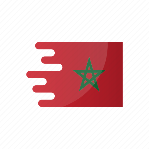 country, flag, group b, morocco, team icon