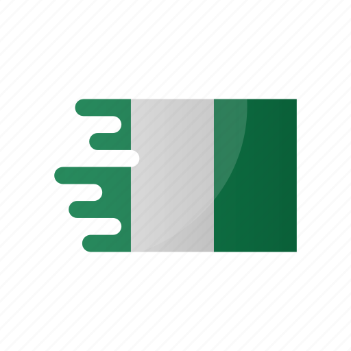 country, flag, group d, nigeria, team icon