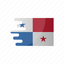 country, flag, group g, panama, team icon