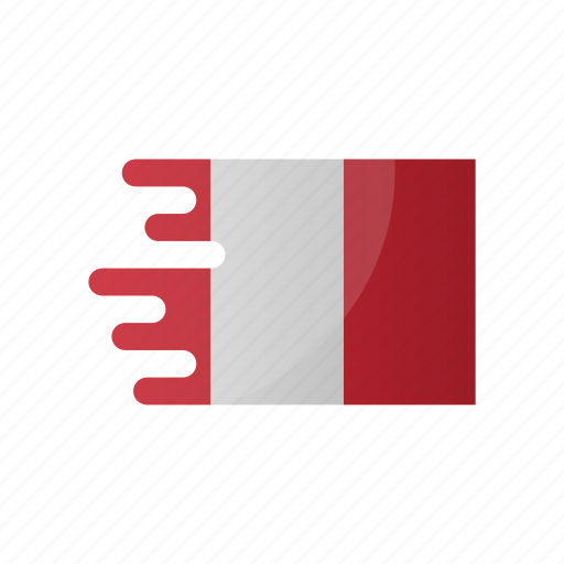 country, flag, group c, peru, team icon