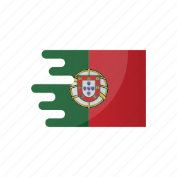 country, flag, group b, portugal, team icon