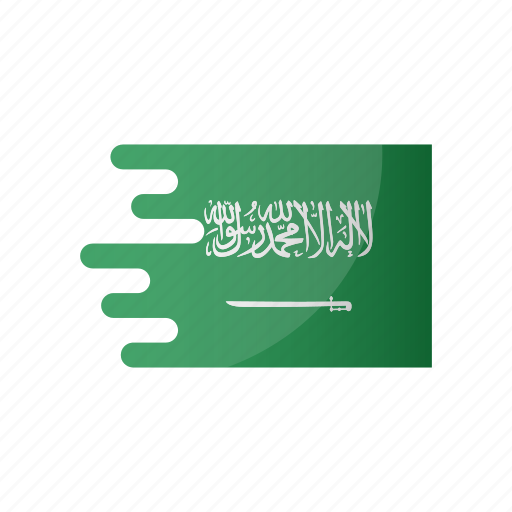 arabia, country, flag, group a, saudi, team icon