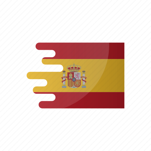 country, flag, group b, spain, team icon