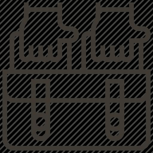 bag, business, finance, marketing, organization, strategy, teamwork icon