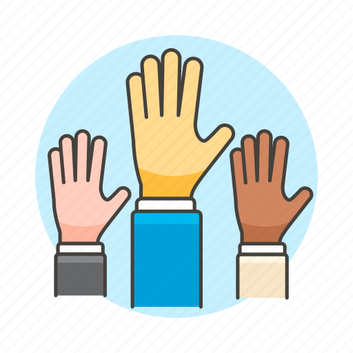 Collaboration Democracy Election Hand Hands Raise Teamwork Icon Download On Iconfinder Hand icons ✓ download 840 hand icons free ✓ icons of all and for all, find the icon you need, save it to your favorites and download it free ! collaboration democracy election hand hands raise teamwork icon download on iconfinder