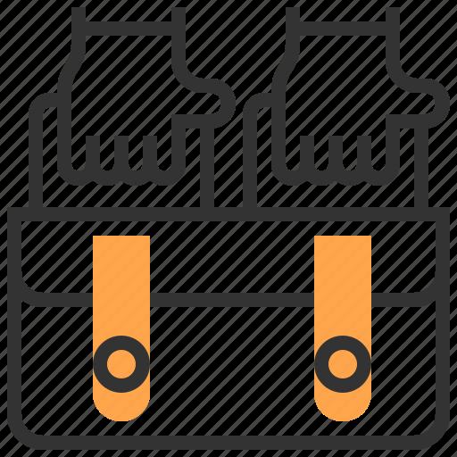 bag, business, marketing, office, organization, team, teamwork icon