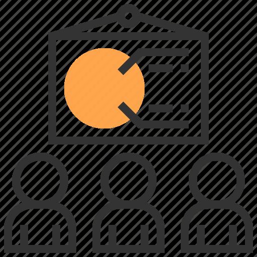 analysis, brainstorm, business, chart, statistics, team, teamwork icon